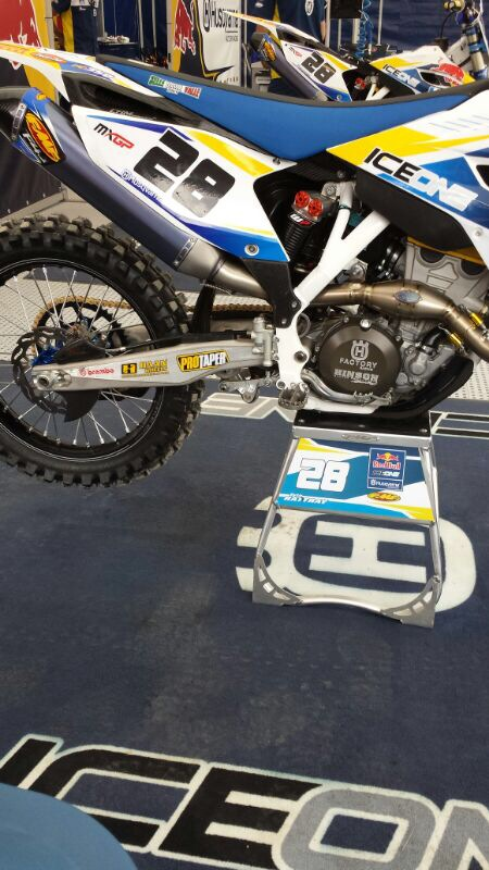 HSL in the MXGP of France !