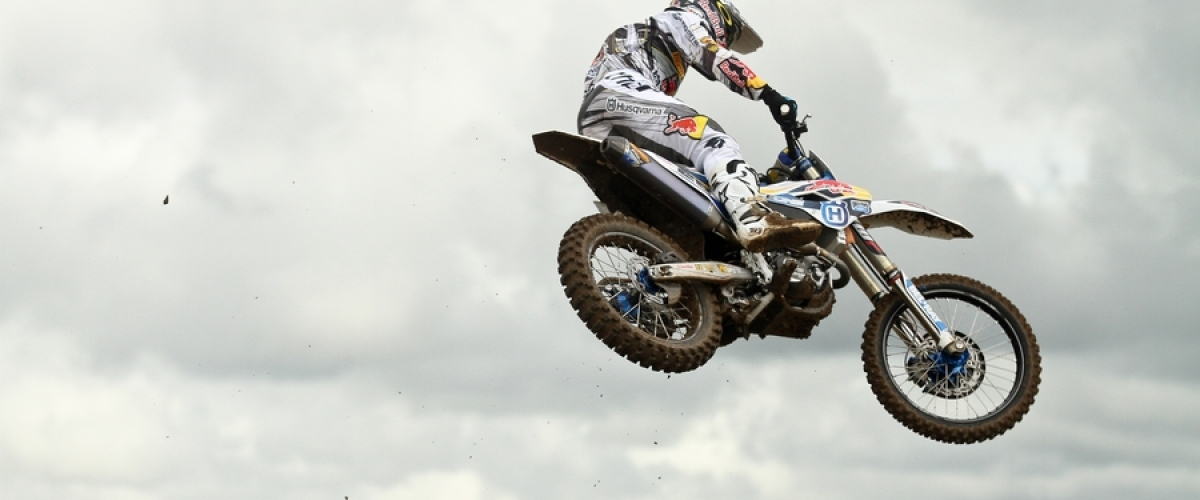 HSL in the MXGP of England !