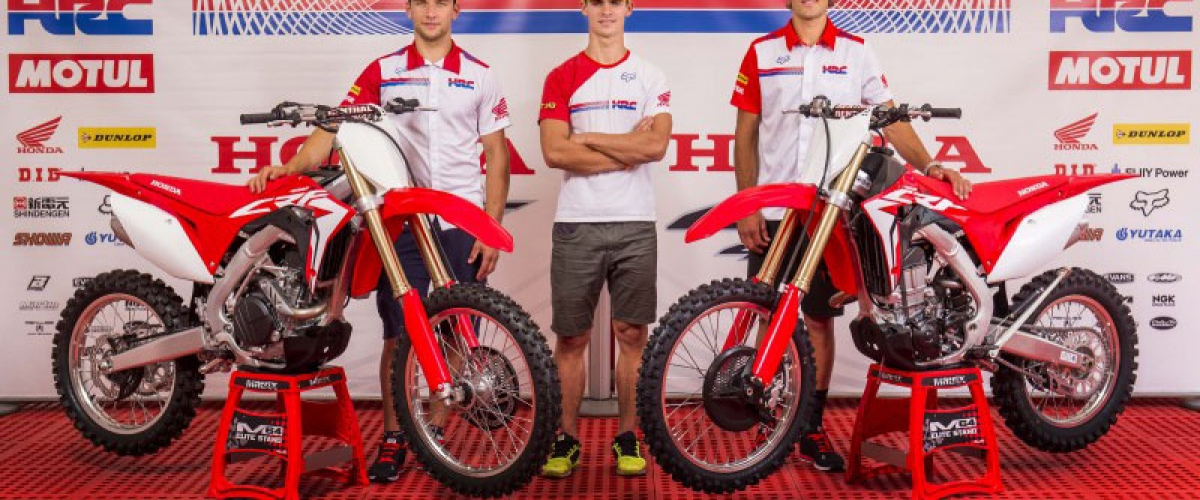 HRC Honda Factory Racing Team