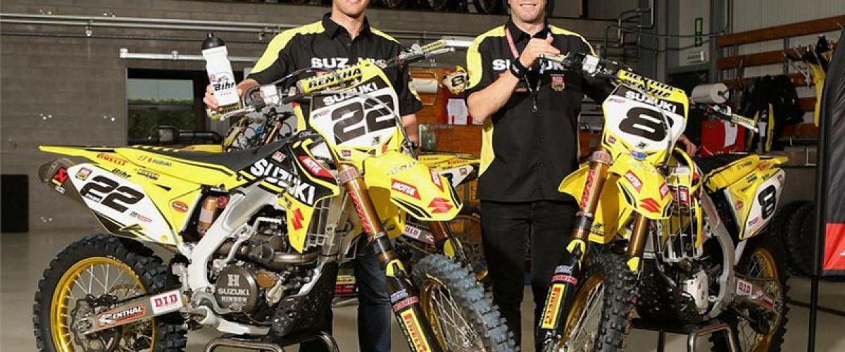 Suzuki Factory Racing Team