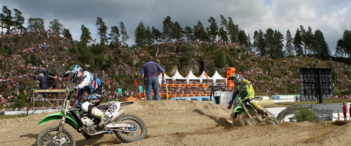 HSL in the MXGP of Sweden !