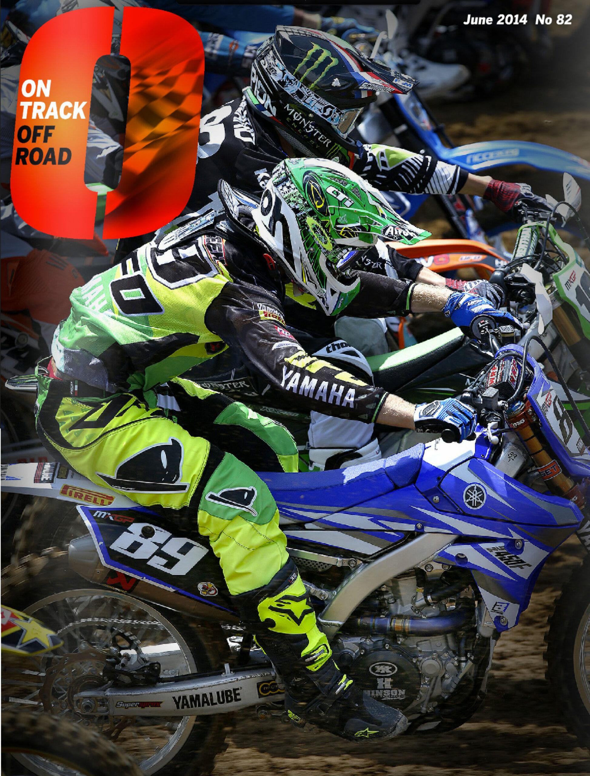 New cover OTOR magazine !