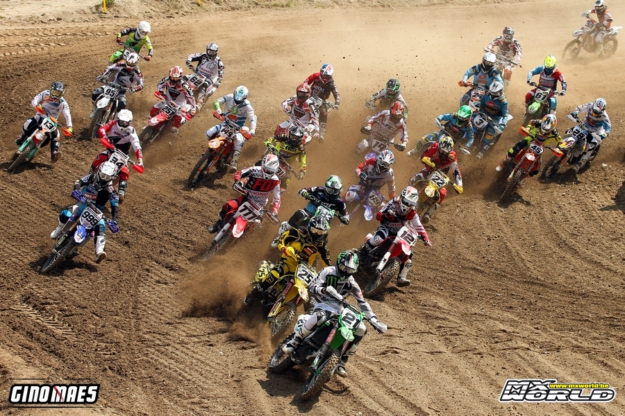 HSL in the MXGP of Italy